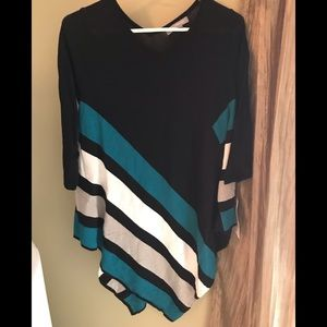 NWT NY Collection Sweater size XS